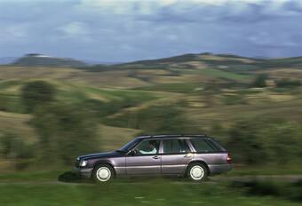 Koopje van de week: Mercedes W124 (1986 - 1993) #1