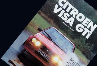 Que pensait Le Moniteur Automobile de la Citroën Visa GTi en 1985 ? #1