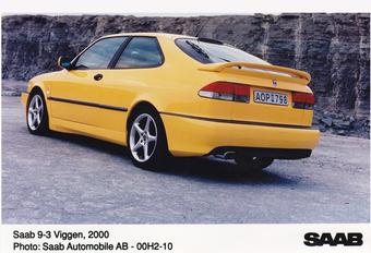 Que pensait Le Moniteur Automobile de la Saab 9-3 Viggen en 1999? #1