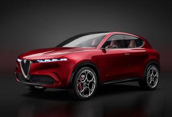 Alfa Romeo Tonale vervangt Giulietta, geen Stelvio GTA #1