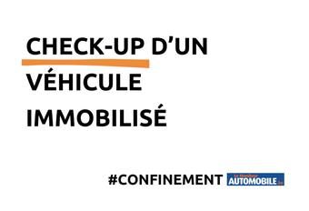 Confinement de sa voiture : le check-up #1
