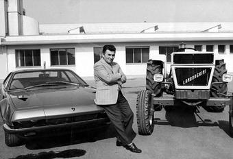 Le saviez-vous ? Lamborghini voulait juste une bonne Ferrari #1