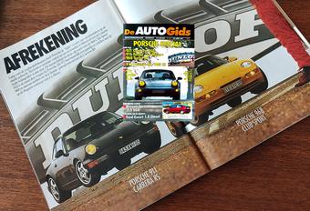Wat dacht (De) AutoGids in 1993 van de Porsche 911 RS en de 968 CS? #1