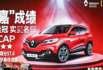 Renault arrête les voitures thermiques en Chine #1