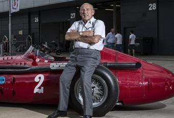 Britse racelegende Stirling Moss (90) overleden #1