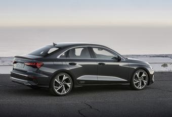 Audi A3 Sportback krijgt gezelschap van A3 Berline, geen Cabrio gepland #1