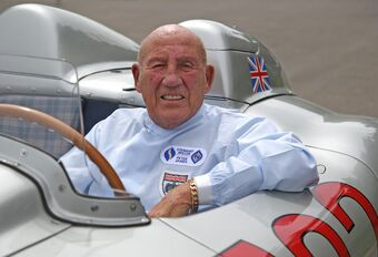 Stirling Moss : la fin de la course #1