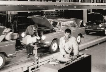 Le saviez-vous ? Des BMW ont été assemblées à Kontich (Anvers) #1