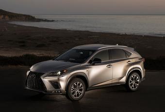 Lexus NX krijgt plug-inhybride versie #1