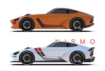 Opvolger Nissan 370Z heet 400Z en komt in 2021 #1