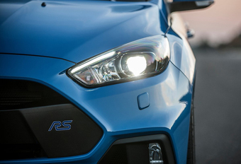 Ford bouwt geen nieuwe Focus RS #1
