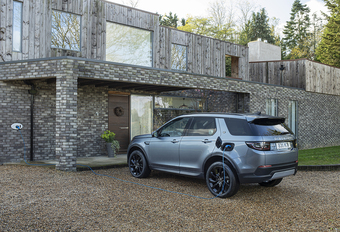 Land Rover Discovery Sport et Evoque PHEV : hybride rechargeable et trois cylindres #1