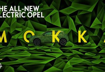 Opel Mokka : sans X et électrique #1
