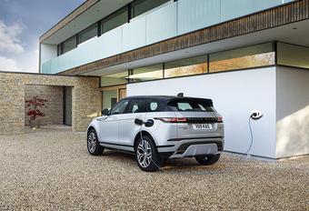 Land Rover Discovery Sport en Range Rover Evoque nu ook als PHEV #1