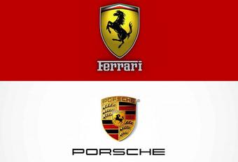 Wist je nog? Het Steigerende Paard van Ferrari is ook dat van Porsche #1