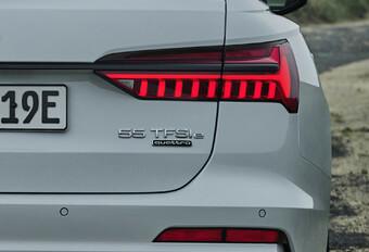 L'Audi A6 Avant en hybride rechargeable #1