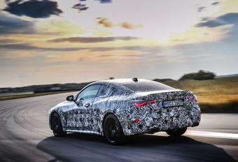 BMW Série 4 : premières informations officielles #1
