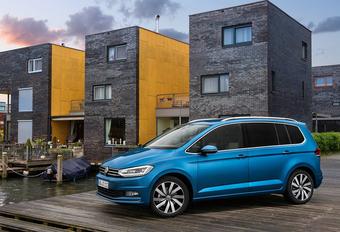 VW Touran : pas de successeur #1