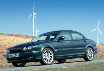 Throwback: Jaguar X-Type (2001-2009) #1