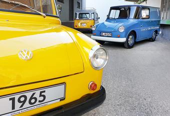 Le saviez-vous ? Volkswagen a fabriqué le Fridolin sur commande de la poste allemande #1