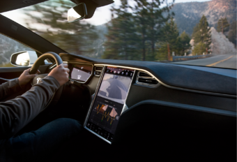 Tesla-rijders zijn de grootste kilometervreters #1