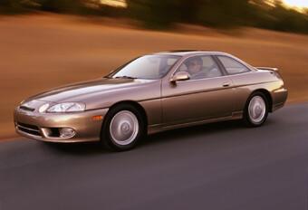 Throwback: Lexus SC 400 (1991-2000) #1