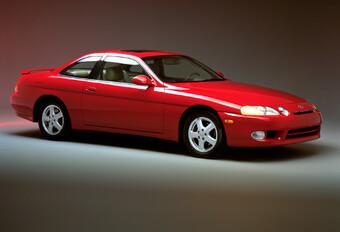 Lexus SC 400 (1991-2000)