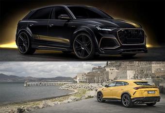 Kies maar: Audi RS Q8 met 900 pk of Lambo Urus met 960 pk #1