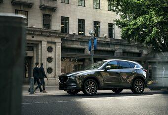 Mazda CX-5 : rafraîchissement et améliorations #1