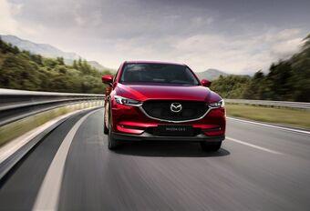 Mazda CX-5 krijgt opfrisbeurt voor 2020 #1