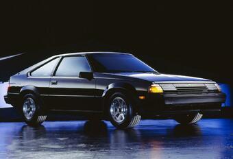 Throwback: Toyota Celica (1982-1985) #1
