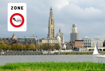 LEZ Anvers et Gand : le retour #1