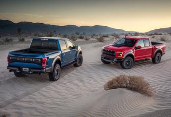 États-Unis : les ventes de pick-up supérieures à celles des voitures particulières #1