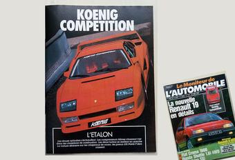 Que pensait Le Moniteur Automobile de la Koenig Competition en 1988? #1