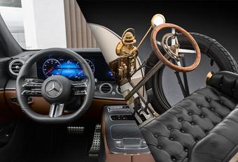 L'histoire du volant chez Mercedes #1