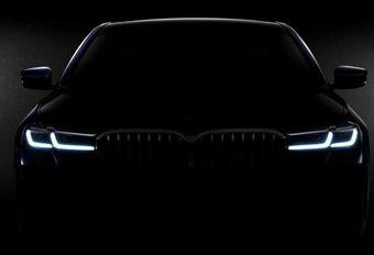 BMW Série 5 : restylage en vue #1