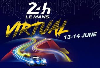 Virtuele 24 uur van Le Mans zit vol F1-sterren #1
