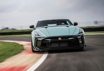 Italdesign montre la version de production de la Nissan GT-R50 #1