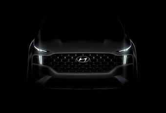 Hyundai Santa Fe : la nouvelle génération arrive déjà après 2 ans #1