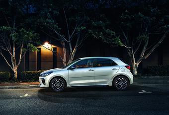 Kia Rio : facelift subtil avec plus de technologies #1