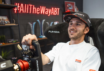 Daniel Abt spelt vals in simrace, verliest Formule E-zitje #1