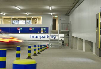Interparking PCard : promo en Belgique et opérationnel à l'étranger #1