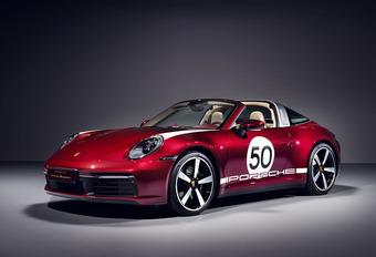 Wat is de populairste kleur voor een Porsche? #1