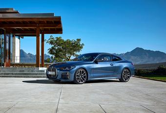 La famille BMW Série 4 Coupé accueille la M440i xDrive #1
