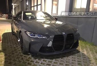 Gelekt: BMW M4 #1