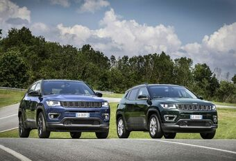 Jeep Compass: made in Italia #1