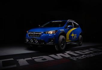 Maak eens een Desert Racer van je Subaru XV #1
