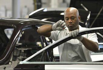 Bentley : un quart du personnel doit partir #1