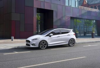 Ford Fiesta Ecoboost Hybrid MHEV : microhybride #1