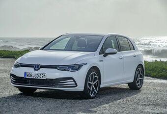 Volkswagen Golf : problème logiciel fixé #1